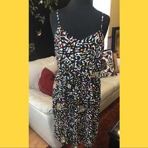 MOSSIMO Tribal Print Dress